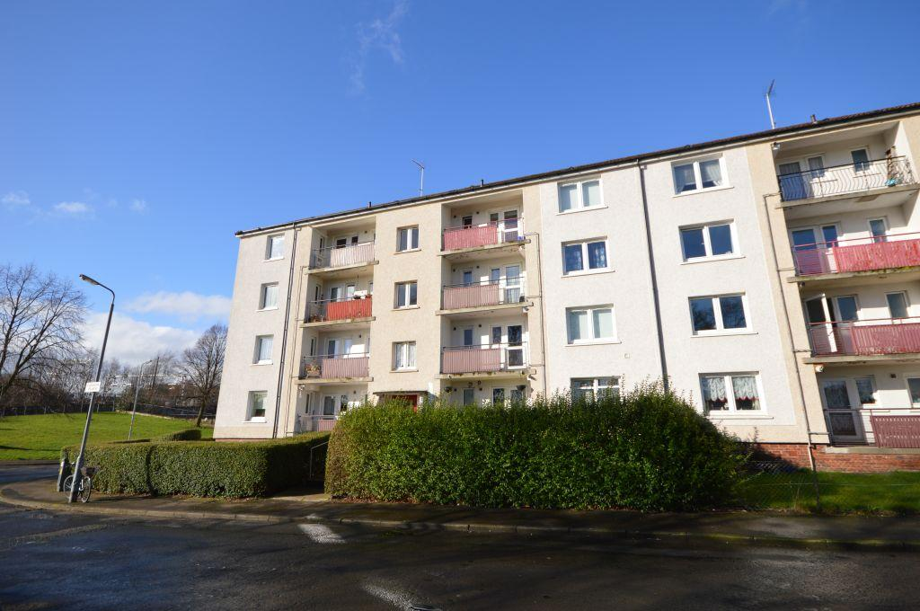 2 Bedrooms Flat for sale in 3/2, 3 Carron Place, Springburn, Glasgow, G22 6BN