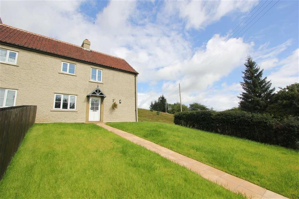 3 Bedrooms Semi Detached House for sale in Foresters Cottages, Chop Gate