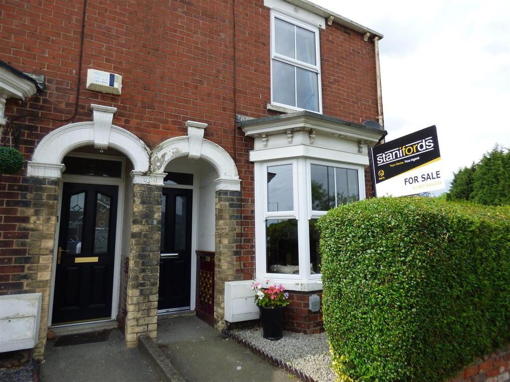 2 Bedrooms End Of Terrace House for sale in 153 Norwood, BEVERLEY, East Yorkshire, HU17 9HT