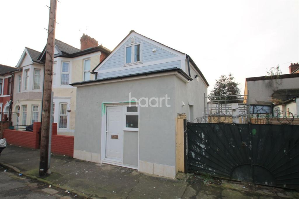 1 Bedroom Detached House for sale in Marlborough Road, Newport
