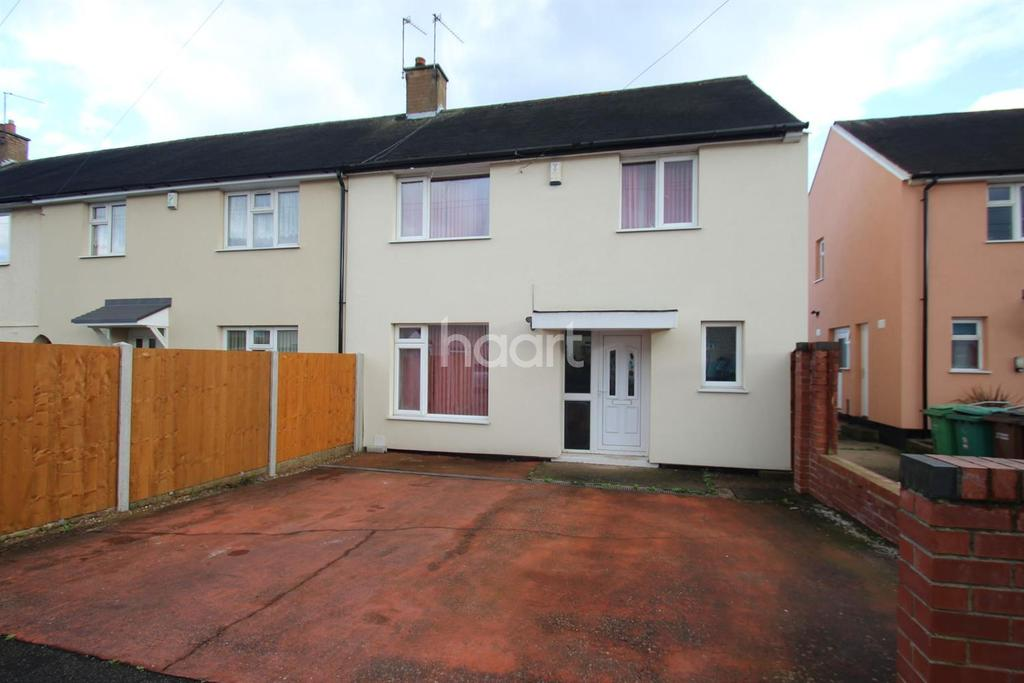4 Bedrooms End Of Terrace House for sale in Bransdale Road, Clifton, Nottinghamshire