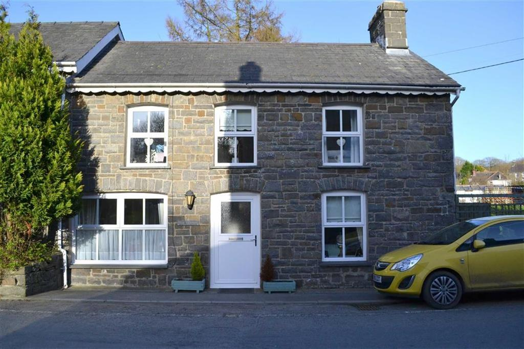 2 Bedrooms Cottage House for sale in Mydroilyn