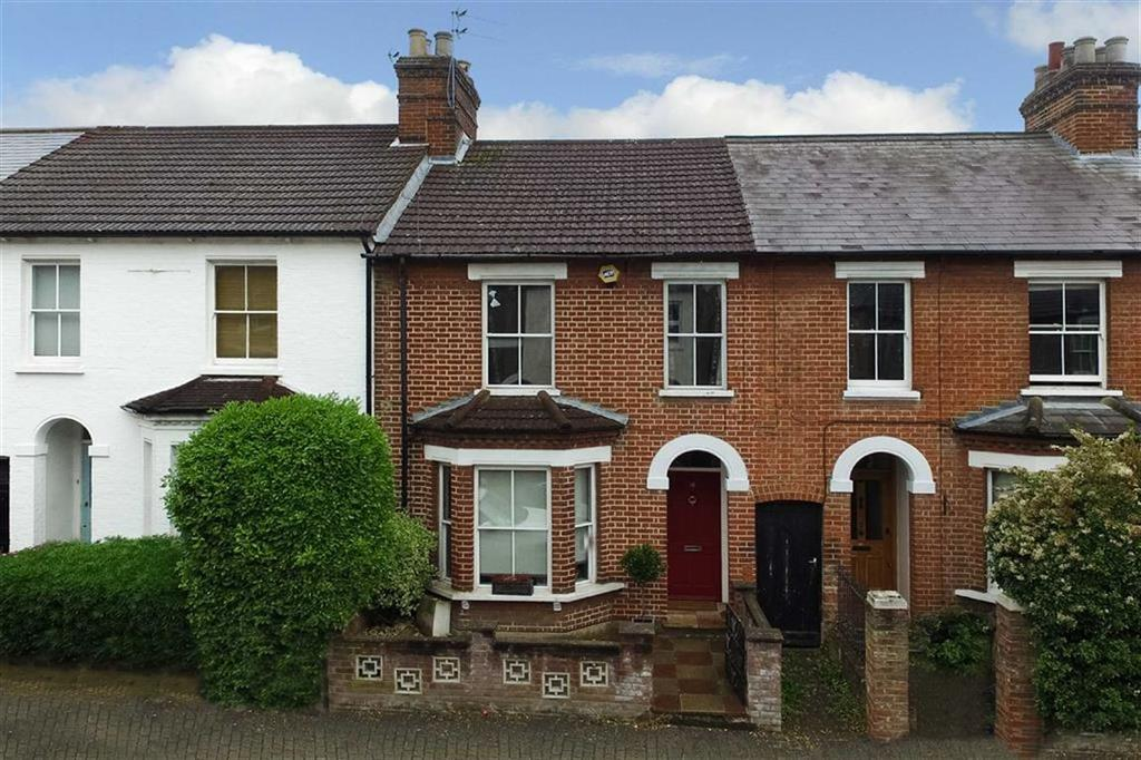 3 Bedrooms Terraced House for sale in Liverpool Road, St Albans, Hertfordshire