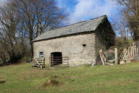 Land for sale - Challacombe, West Exmoor