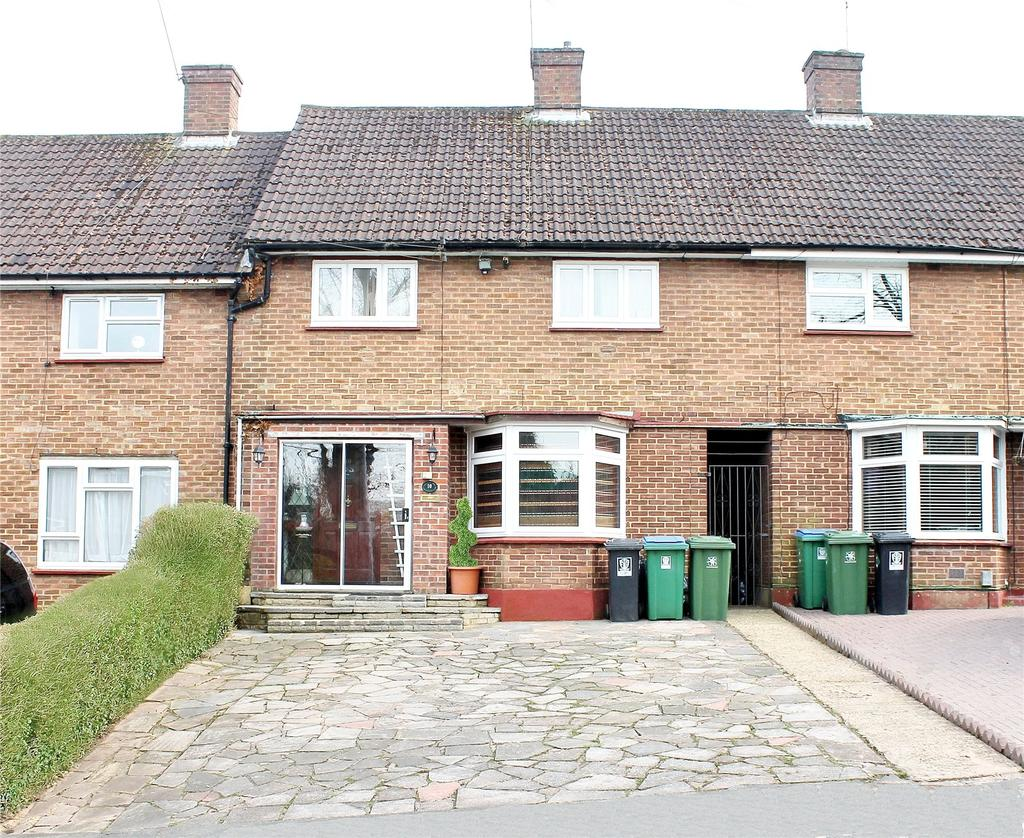 4 Bedrooms Terraced House for sale in Valley Rise, Garston, Hertfordshire, WD25
