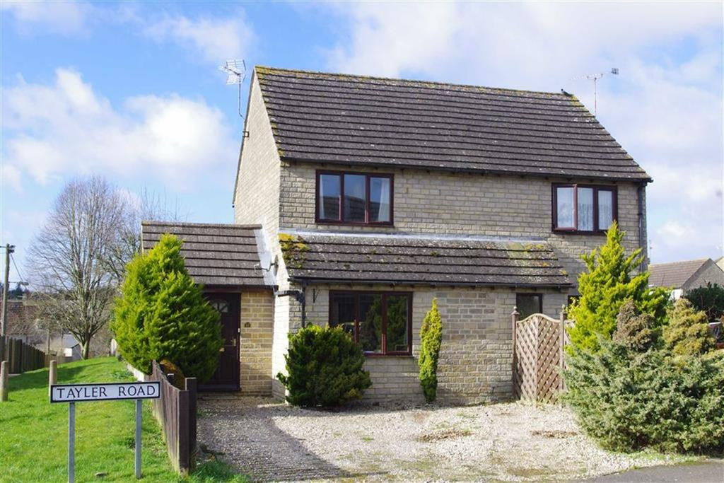 2 Bedrooms Semi Detached House for sale in Tayler Road, Northleach, Gloucestershire