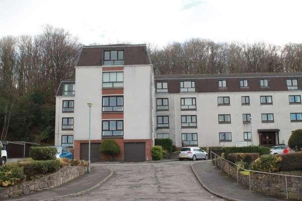 2 Bedrooms Flat for sale in Flat 16, Cameron Court, Cloch Road, Gourock, Gourock, PA19 1AP