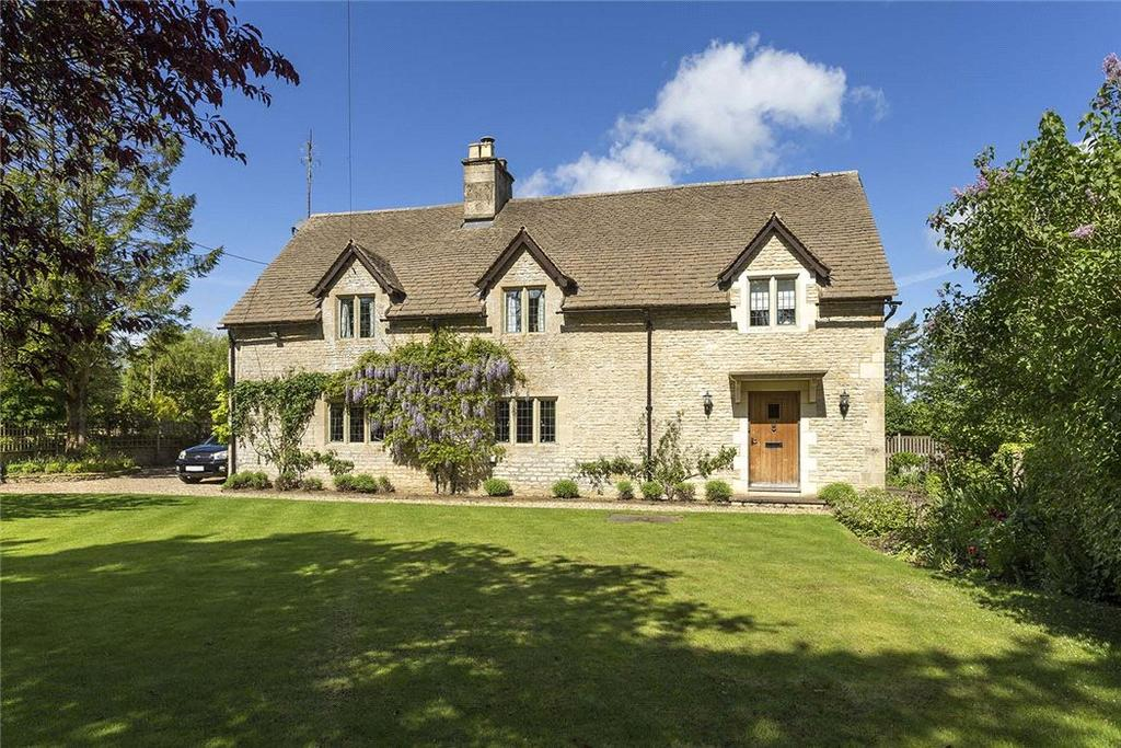 3 Bedrooms Detached House for sale in Cold Aston, Cheltenham, GL54