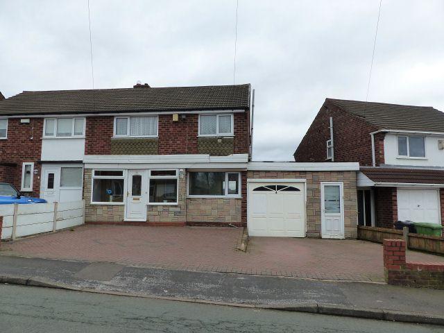 3 Bedrooms Semi Detached House for sale in Park Farm Road,Great Barr,Birmingham