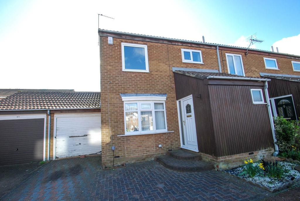 3 Bedrooms Terraced House for sale in Mitchell Gardens, South Shields