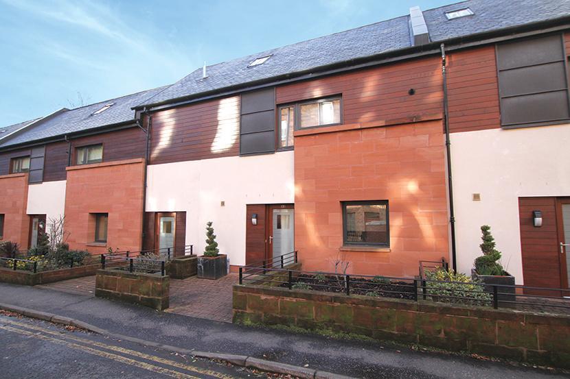 3 Bedrooms Mews House for sale in 131 Hayburn Lane, Hyndland, G12 9FD