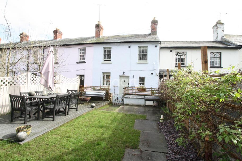 2 Bedrooms Terraced House for sale in Drybridge Terrace, Monmouth, Monmouthshire