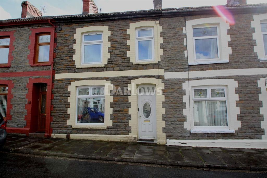 3 Bedrooms Terraced House for sale in Janet street, Rhydyfelin