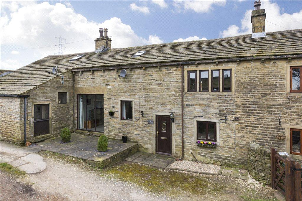 3 Bedrooms Unique Property for sale in High Stream Head Barn, Black Dyke Lane, Thornton, Bradford