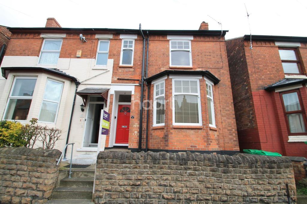 3 Bedrooms Semi Detached House for sale in Bute Avenue, Lenton