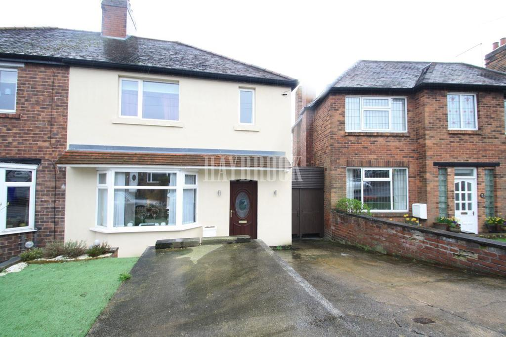 3 Bedrooms Semi Detached House for sale in Walders Avenue, Wadsley