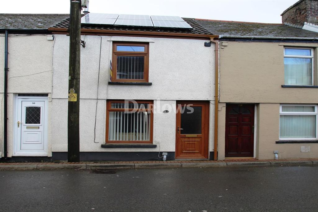 2 Bedrooms Terraced House for sale in Merthyr Tydfil