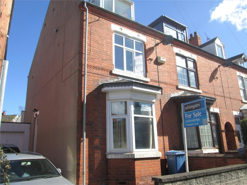 3 Bedrooms Semi Detached House for sale in Gateford Road, Worksop, Nottinghamshire, S80