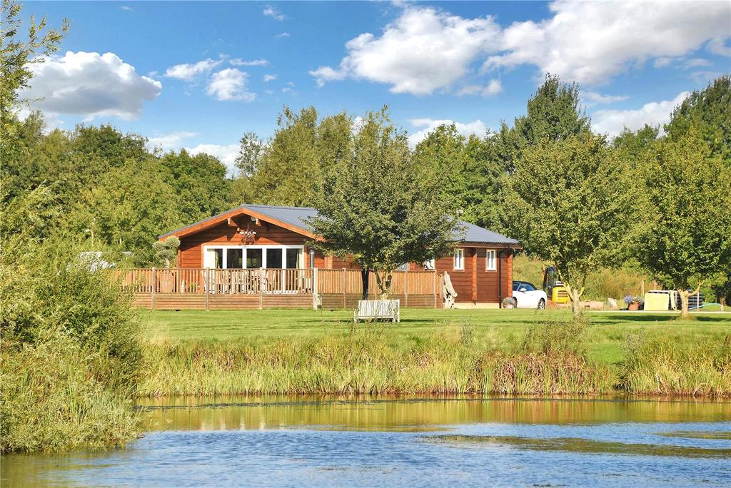2 Bedrooms Detached Bungalow for sale in Frisby Lakes Lodge Park, Hoby Road, Asfordby