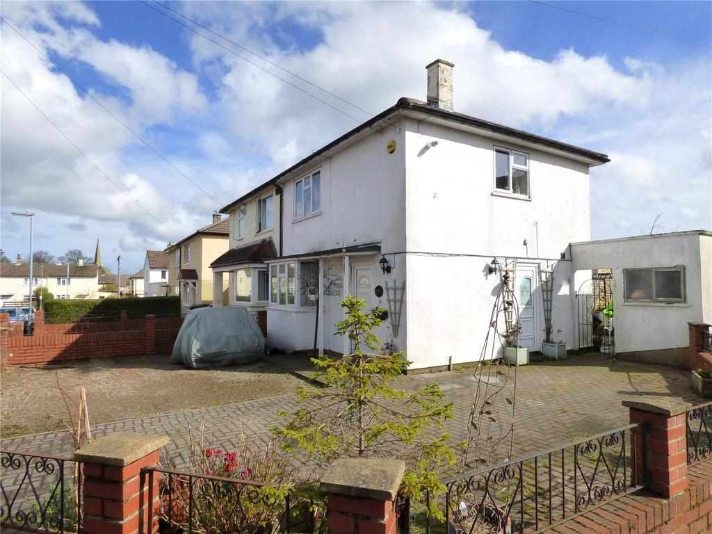 2 Bedrooms Semi Detached House for sale in Foldings Close, Scholes, Cleckheaton, West Yorkshire, BD19