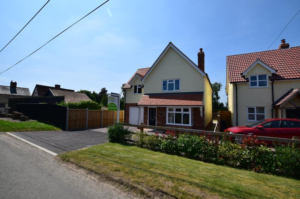 4 Bedrooms Detached House for sale in The Street, Preston St. Mary, Sudbury