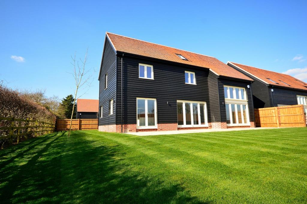 4 Bedrooms Detached House for sale in Wycke Hill, Maldon, Essex, CM9