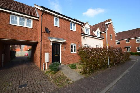 2 bedroom end of terrace house for sale - Windsor Park Gardens, Sprowston