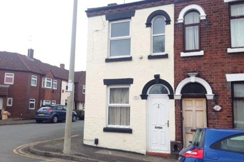 2 bedroom end of terrace house to rent - Cromartie Street, Stoke-on-Trent
