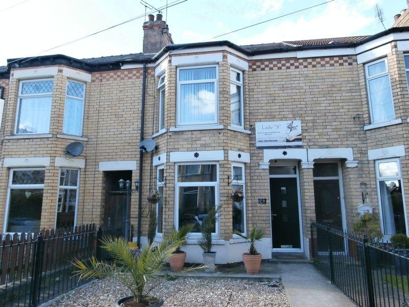 3 Bedrooms Terraced House for sale in Swinburne Street, Hull