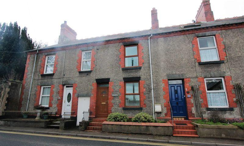 2 Bedrooms Terraced House for sale in Liverpool Terrace, Corwen