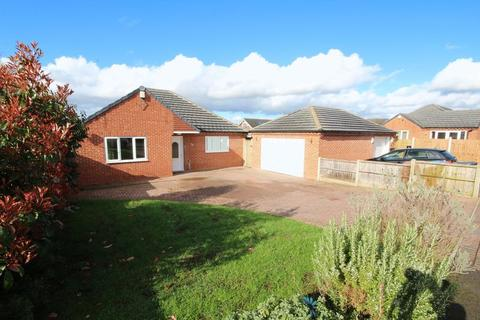 3 bedroom detached bungalow to rent - STATION ROAD, CHELLASTON