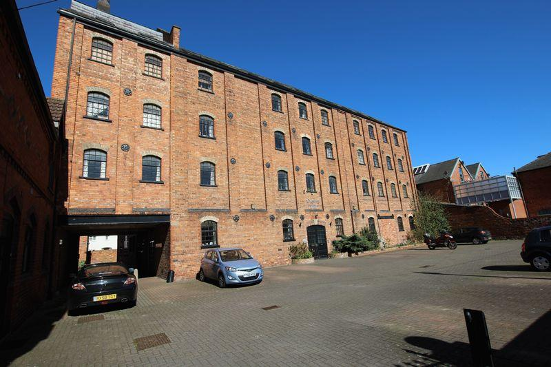 1 Bedroom Apartment Flat for sale in 3a Crown Mill, Lincoln