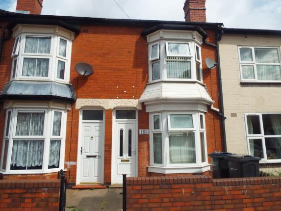 3 Bedrooms Terraced House for sale in Floyer Road, Small Heath
