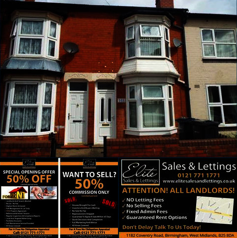 3 bedroom terraced house for sale - Floyer Road, Small Heath