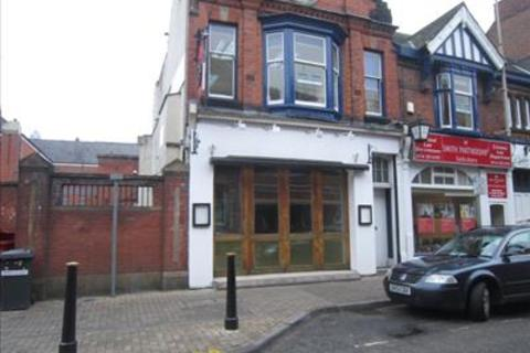 Restaurant to rent - 8 Pocklingtons Walk, Leicester
