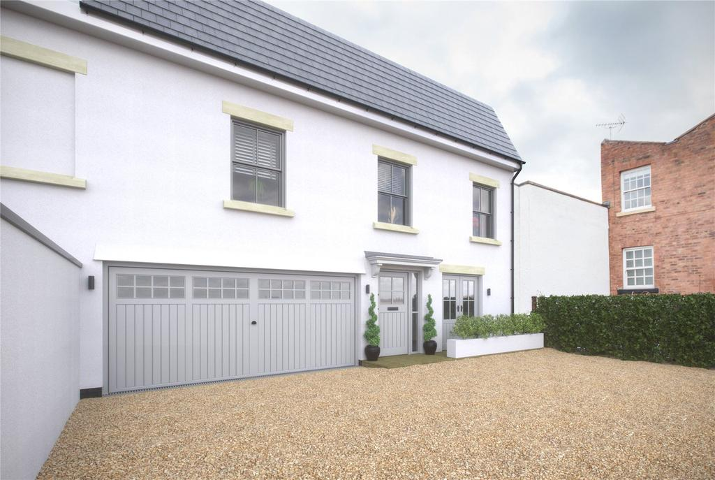 3 Bedrooms Semi Detached House for sale in Castle Street, Chester, CH1