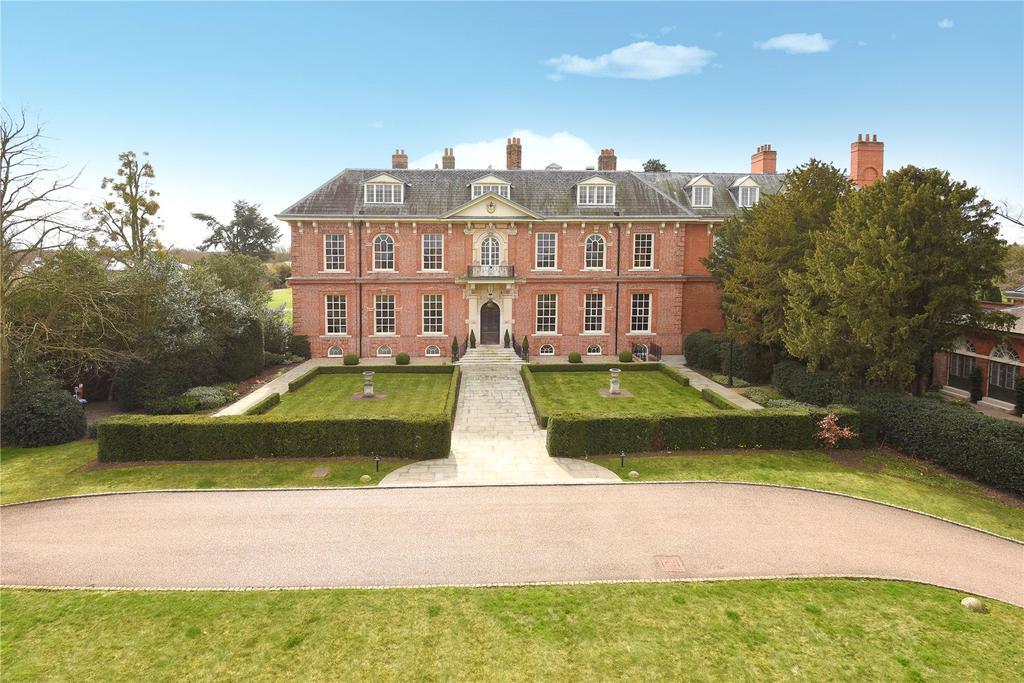 2 Bedrooms Unique Property for sale in The Mansion, Balls Park, Hertford, SG13