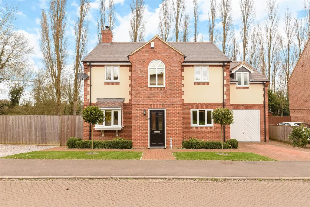 4 Bedrooms Detached House for sale in Coopers Close, Littleworth, Wheatley