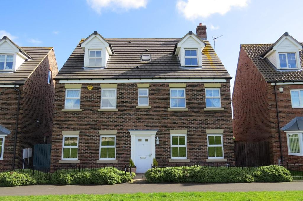 6 Bedrooms Detached House for sale in Ryder Walk, Ashington