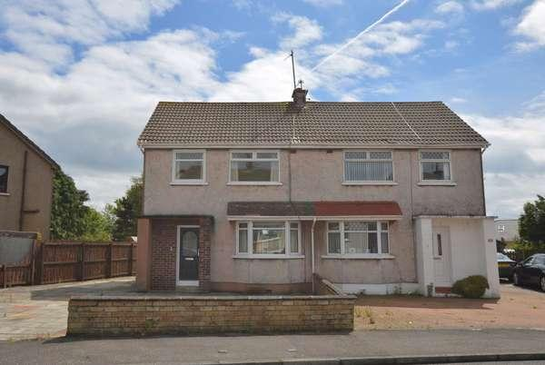 3 Bedrooms Semi-detached Villa House for sale in 78 Sinclair Street, Stevenston, KA20 4AL