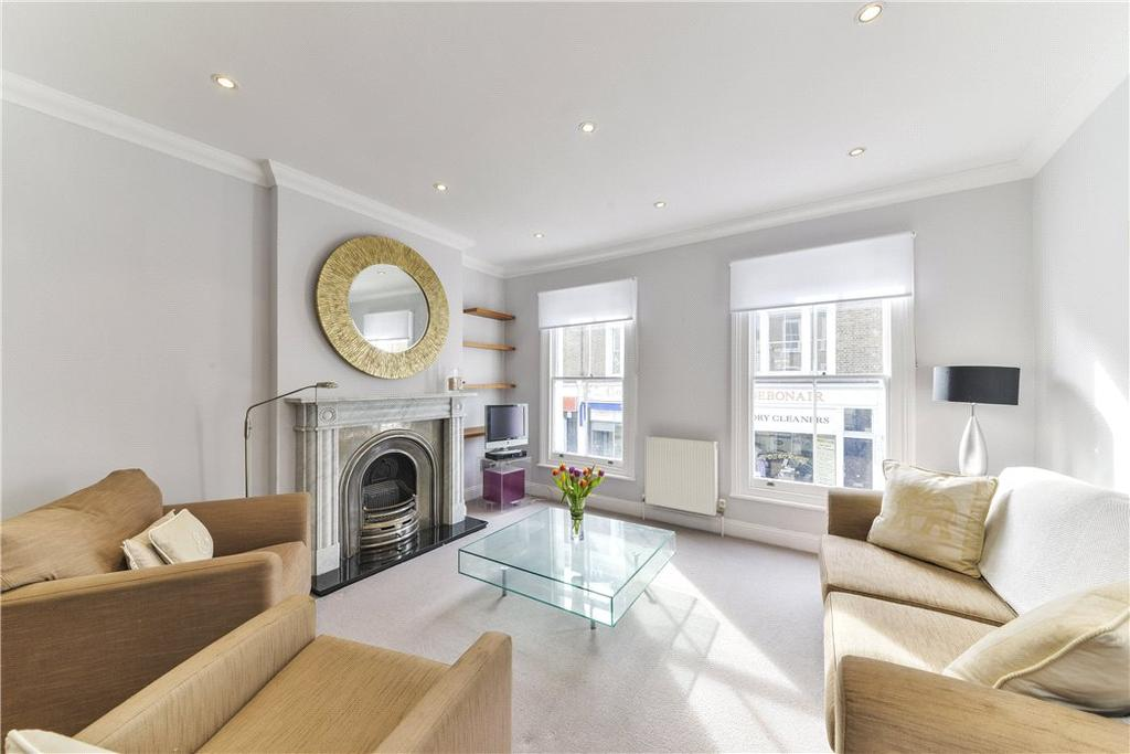 2 Bedrooms Flat for sale in Stratford Road, Kensington, London, W8
