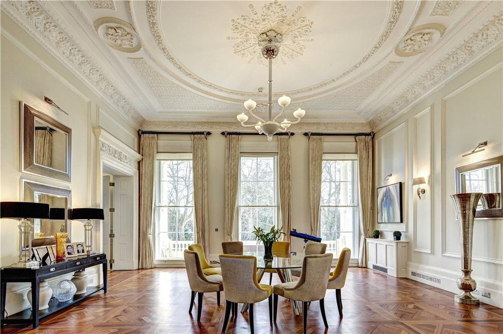 5 Bedrooms Flat for sale in Lancaster Parkside, Hyde Park, London, W2