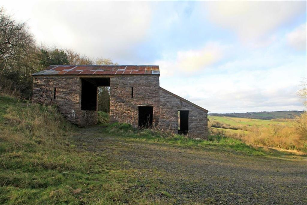 2 Bedrooms Barn Conversion Character Property for sale in Garway Hill, Garway, Herefordshire