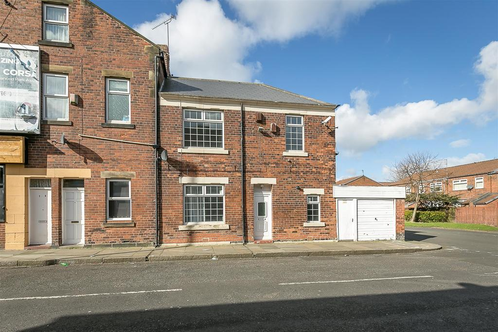 2 Bedrooms End Of Terrace House for sale in Cullercoats Street, Walker, Newcastle upon Tyne