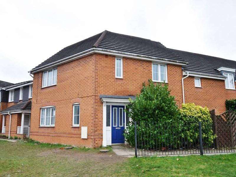 3 Bedrooms Terraced House for sale in Colebrook Way, Andover