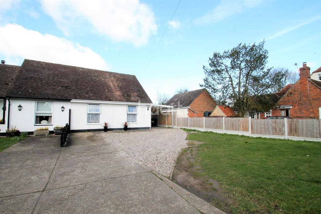 2 Bedrooms Bungalow for sale in Church Street, Tolleshunt D'arcy