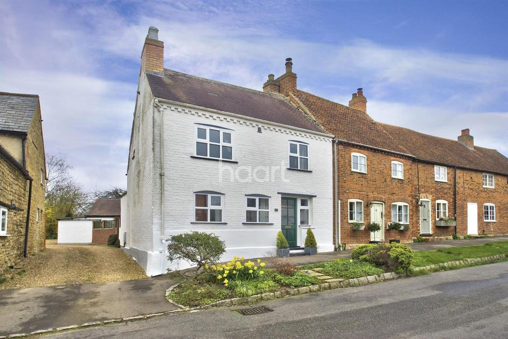 3 Bedrooms Semi Detached House for sale in High Street, Great Linford