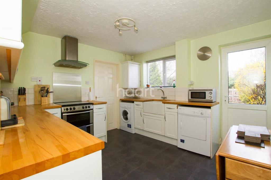 3 Bedrooms Terraced House for sale in Wortham Way, Shephall, Stevenage