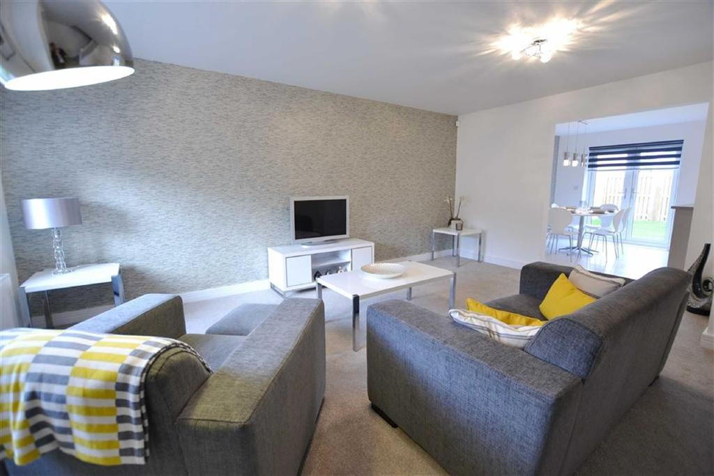3 Bedrooms Semi Detached House for sale in The Hallows, Burnley, Lancashire