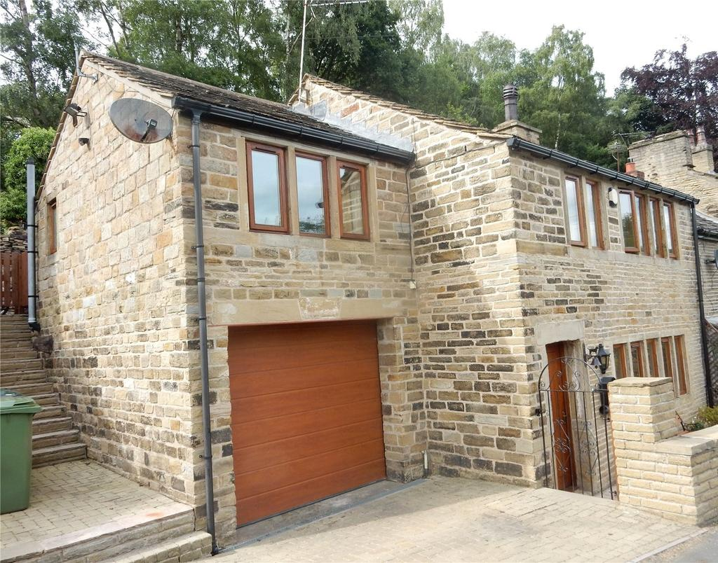 4 Bedrooms End Of Terrace House for sale in Magdale, Honley, Holmfirth, HD9